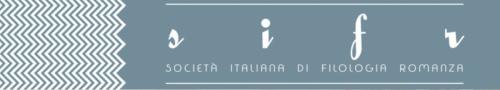 Società Italiana di Filologia Romanza